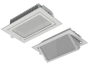 Downlight LED COB carré